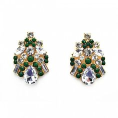 Statement Ohrringe PIXIE von TRENDOMLY JOLIE Bijouterie Earrings Jewelry Trend 2014