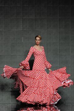 The international flamenco fashion show 2015 – in pictures