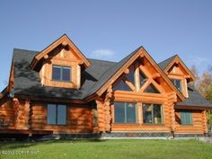 1000 images about living off the grid on pinterest log for Alaska log home builders