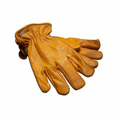 Check this out from Mountain Khakis! Kinco Lined Buffalo Leather Glove