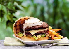 Grilování po americku: barbecue i hamburgery, které vás nadchnou