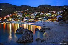 GREECE CHANNEL   Lefkada Island