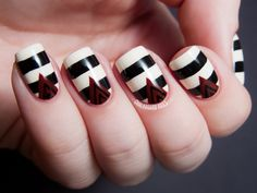 Chalkboard Nails: Photo