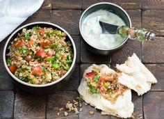 Tabbouli Tabouli Tabbouleh Salad Parsley Salad) Recipe - Food.com