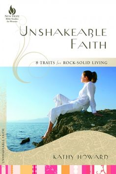 """You're Invited to Join Us in """"Unshakeable Faith"""""""