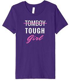 TomBoy aka Tough Girl - Breaking Down Female Stereotypes