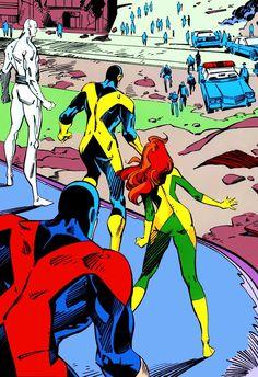 X-Factor #26 - Written by Louise Simonson, Pencils by Walter Simonson