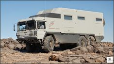 Fully Integrated MAN or TATRA 6x6 or 8x8 Expedition RV, w Rigid, Torsion-Free Frame - Page 31 - Expedition Portal