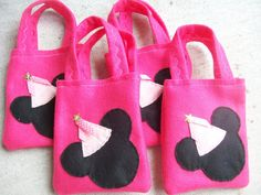 bellisimasofia by BellisimaSofia 2 Year Old Birthday Party, Party Bags, Party Favors, Minnie Mouse Party, Pet Home, Perfect Party, Color Themes, Upcycle, Crafts For Kids