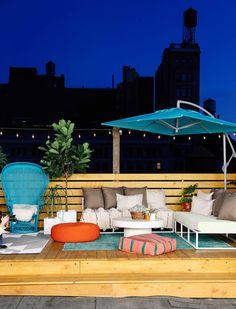 8 terrazas que querrás tener #hogarhabitissimo #terraza