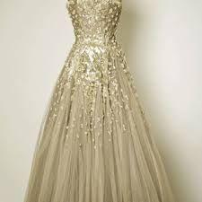 vintage champagne wedding dress - Google Search