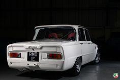 Alfa Romeo Giulia Ti Super R