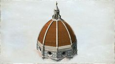Dome of Santa Maria del Fiore- How an Amateur Built the World's Biggest Dome