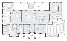 Riverview 44.97 - Acreage Level - Floorplan by Kurmond Homes - New Home Builders Sydney NSW