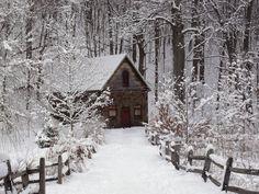 Little Log Cabin - Bing Images