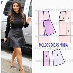 MOLDE DE SAIA
