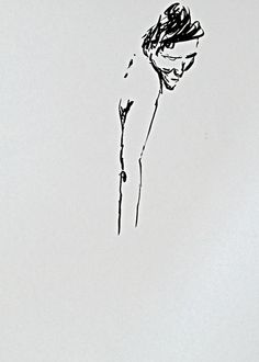 @Daniel  #teckning #drawing #kroki