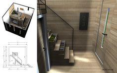 Micro House by Gabrijela Tumbas
