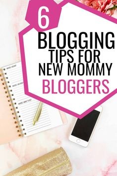 This is the most important list for new mommy bloggers from Moms Blog Too as it contains the 6 Blogging Tips for New Mommy Bloggers. These tips will help you to succeed as a blogger and work from home, grow your blog, get more traffic to your blog, learn how to blog and how to make money from your blog.