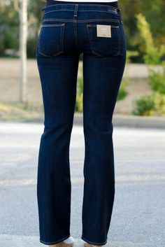 AG Jeans: The Olivia, Denim