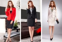 Professional Business Attire For Young Women | Various types of business attire for women to choose from | Roberti ...