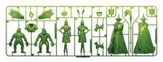 This airfix inspired print depicts the Flying Monkey, Dorothy & the Wicked Witch, the characters from the much loved film & books, The Wizard of Oz, quite literally trapped in plastic. It has been printed in vivid shades of green then a gloss varnish has been silkscreened over the characters.  Limited to 30 copies, each print is numbered and signed by the artist.