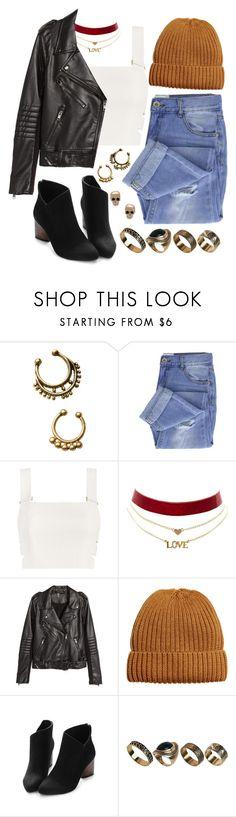"""""""1383."""" by asoul4 on Polyvore featuring Monki, Taya, Zimmermann, Charlotte Russe, H&M, ALDO and Givenchy"""
