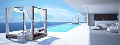 World's Most popular island, Santorini