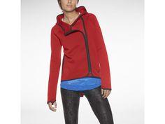 Nike Tech Fleece Cape Women's Hoodie - $110