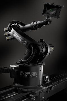 Image of Bot & Dolly's Toto and IRIS Cinematic motion control system.