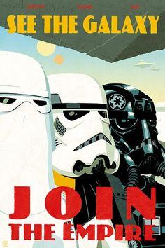 Super Punch: Star Wars propaganda posters