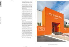 #pfmuseum on Surface Magazine issue of November