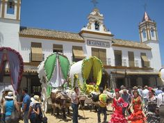El Rocio 2012  Huelva - Spain