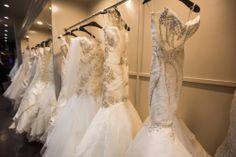 Ines Di Santo Boutique within Lovella Bridal Love Drop Waits!