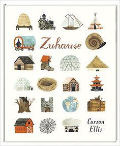 Zuhause: Amazon.de: Carson Ellis: Bücher