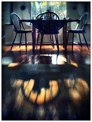 Scenes from Home - Morning Light - Anne Worner (Lensbaby Composer Pro)