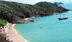 We will see you in January!!!  Praia Joao Fernandes, Buzios, Brazil