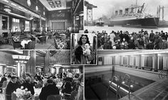 RMS Queen Mary celebrates 80th anniversary of maiden voyage