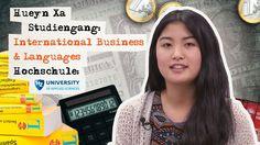 International Business and Languages studieren an der HZ University of A...