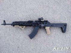#Kalashnivov #AK #assault #tactical #guns