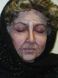 old age makeup morgues - Google Search