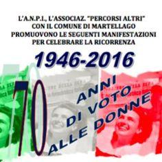 Veneto: #70 anni di #voto alle donne: Martellago celebra l'anniversario con una serie di eventi (link: http://ift.tt/1NZggh4 )