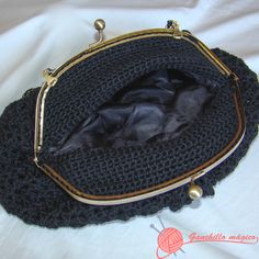 bolso de fiesta Black Bag