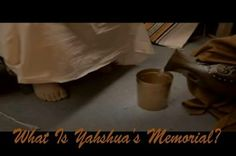 What is Yahshua's Memorial? #yahshuasmemorial #yahweh