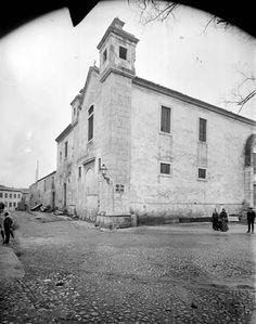 Lisboa de Antigamente: Convento de Sant'Anna, sepultura de Luiz de Camões...