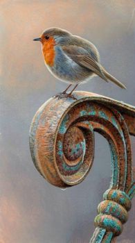 Solve beautiful little bird, - matching colors jigsaw puzzle online with 32 piec. Cute Birds, Pretty Birds, Beautiful Birds, Animals Beautiful, Robin Bird, Tier Fotos, Bird Pictures, Watercolor Bird, Colorful Birds