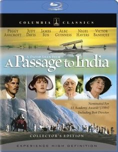 A Passage To India from the novel by E.M. Forster Was One Of The Best Blu-ray Movies of 2008.