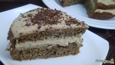 Karamellkrémes torta Tiramisu, Puding, Ethnic Recipes, Food, Caramel, Essen, Meals, Tiramisu Cake, Yemek