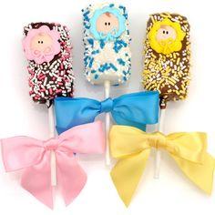 Baby Marshmallow Sticks - Bot, Girl or Neutral