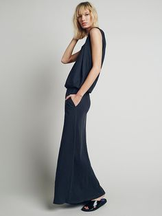 Free People Gallery Night Dress at Free People Clothing Boutique